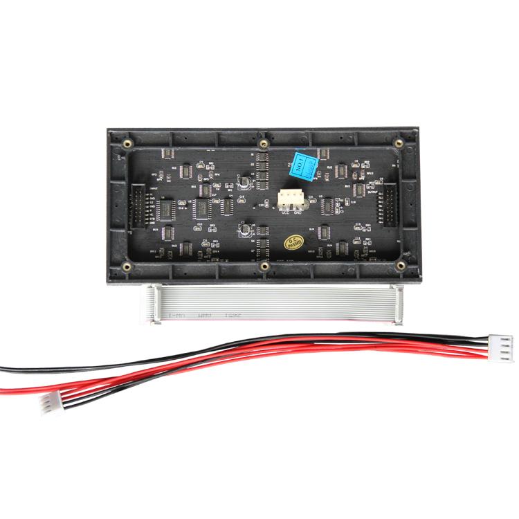Indoor P6mm 32x16dots LED Display Module