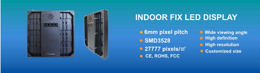 Indoor P6 LED Display