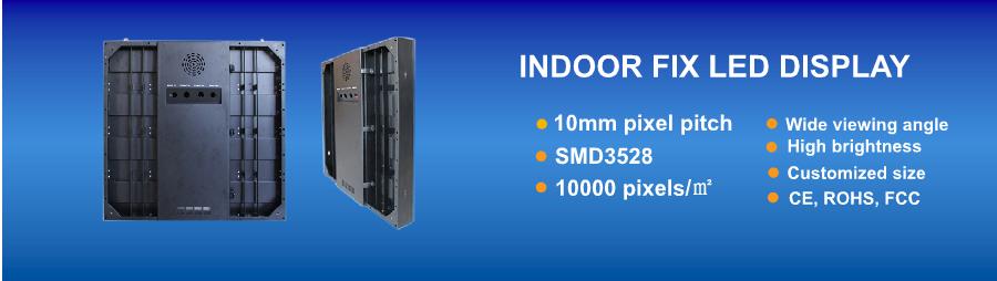 Indoor P10 LED Display